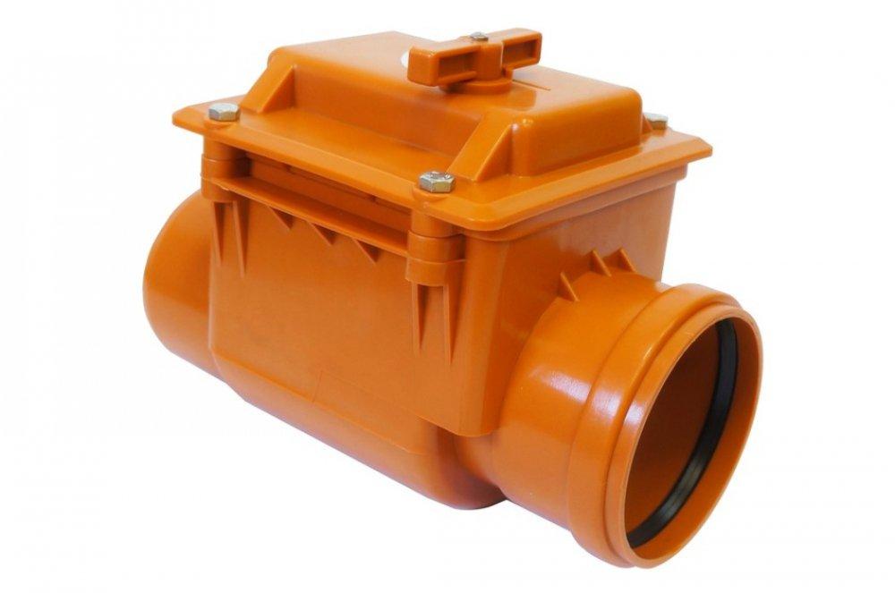 обратный запорный клапан для канализации
